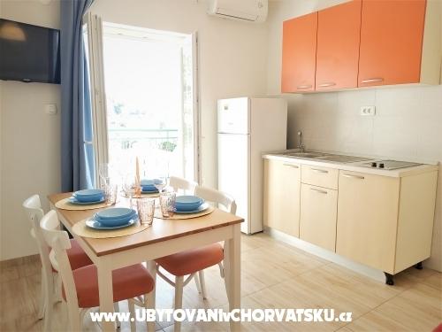 Apartamenty Helena - Gradac – Podaca Chorwacja