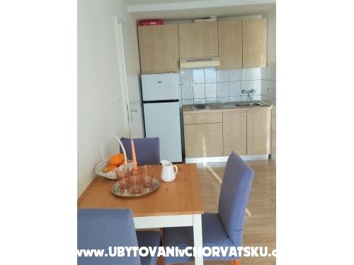 Apartmanok Helena - Gradac – Podaca Horvátország