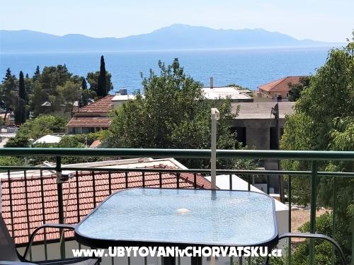 Apartmaji Helena - Gradac – Podaca Hrvaška