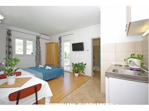 Apartmani i sobe Maslina - Gradac – Podaca Hrvatska