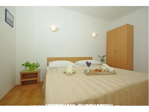 Appartements i sobe Maslina - Gradac � Podaca Croatie