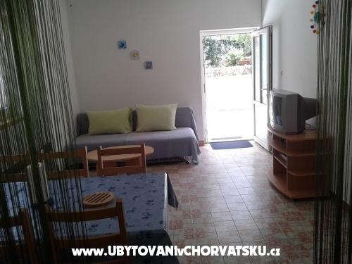 апартаменты Ivana - Gradac � Podaca Хорватия