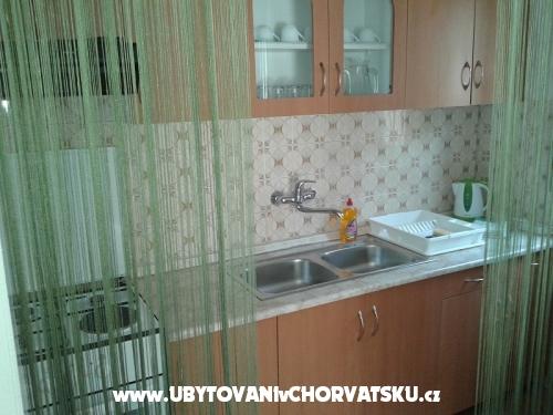 Apartmány Ivana - Gradac – Podaca Chorvatsko