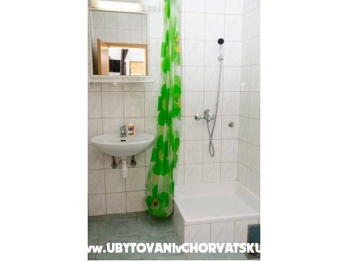 Apartmány Josip - Gradac – Podaca Chorvatsko