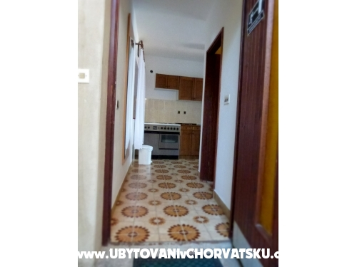 Apartmány Lasic Stipe - Gradac – Podaca Chorvatsko