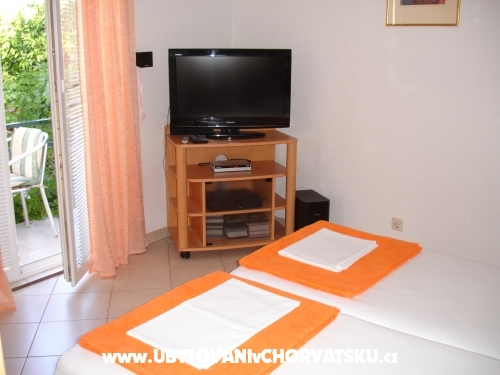 Apartmány Lasic - Gradac – Podaca Chorvatsko