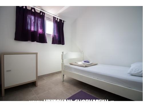 Apartmány Martičić - Gradac – Podaca Chorvátsko
