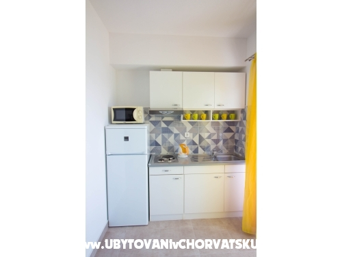 Apartmány Martičić - Gradac – Podaca Chorvatsko