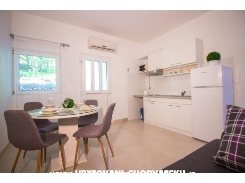 Appartements Martičić - Gradac – Podaca Croatie