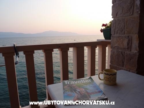 Apartamenty Martina - Gradac – Podaca Chorwacja