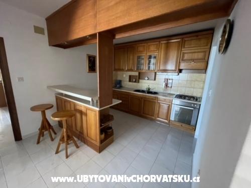 Apartmány Mimoza - Gradac – Podaca Chorvatsko