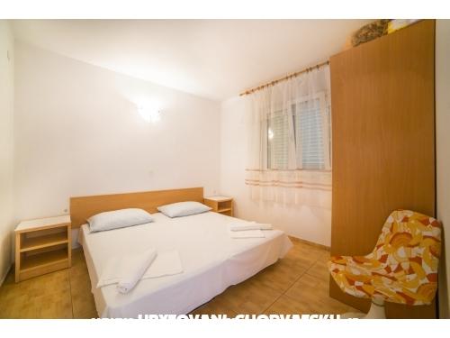 Apartmány Mira - Gradac – Podaca Chorvátsko