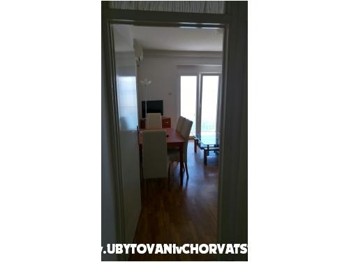 апартаменты MiraMar - Gradac � Podaca Хорватия