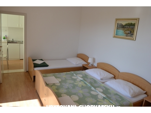 Apartments Mirta - Gradac – Podaca Croatia