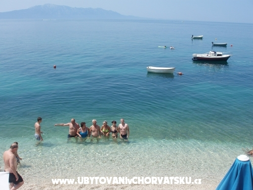 Appartements More - Gradac – Podaca Croatie