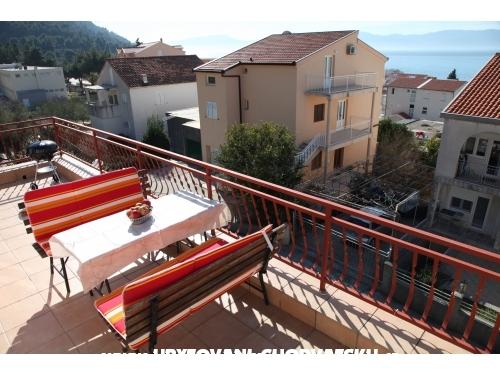 Apartamenty Nena Gradac - Gradac – Podaca Chorwacja