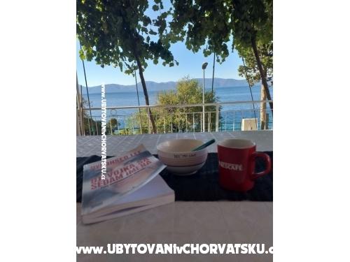 Apartmaji NIKOLA - Gradac – Podaca Hrvaška