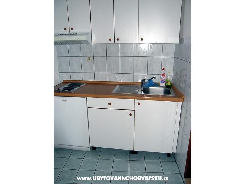Apartmány Porobilo Brist - Gradac – Podaca Chorvátsko