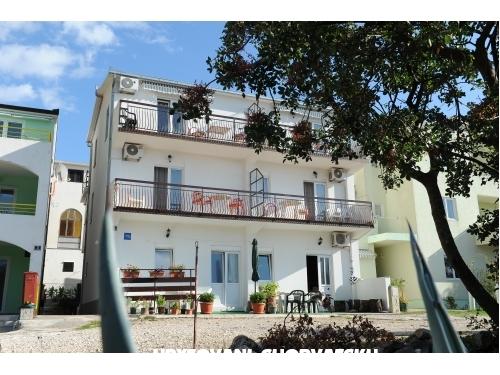 Appartements Prlenda - Gradac – Podaca Croatie