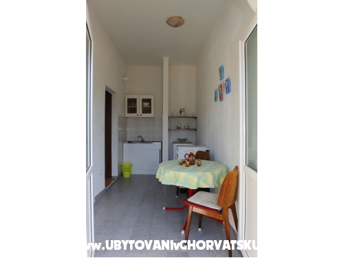 Apartmány Prlenda - Gradac – Podaca Chorvátsko