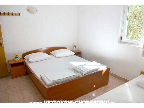 Apartmány Radmila - Gradac – Podaca Chorvatsko
