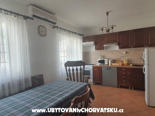 Apartmány Rosa i Kreso - Gradac – Podaca Chorvátsko