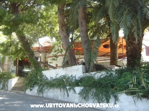 Appartements Rosa i Kreso - Gradac – Podaca Croatie