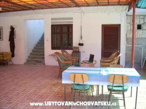 Apartmani Rosa i Kreso - Gradac � Podaca Hrvatska