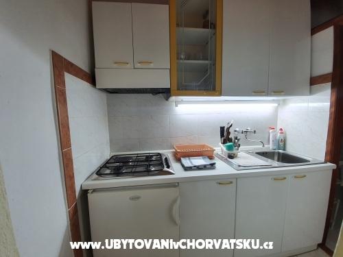 Apartamenty Rosa i Kreso - Gradac – Podaca Chorwacja