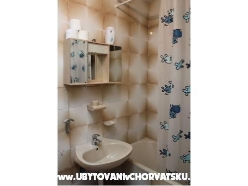Apartmány Šarić - Gradac – Podaca Chorvatsko