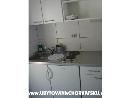 Apartmány Senka Grgić - Gradac – Podaca Chorvatsko