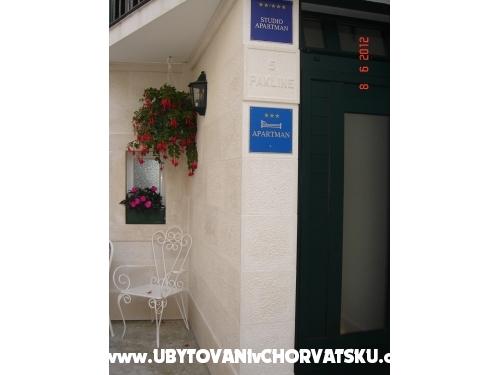Appartements Senka Grgi� - Gradac � Podaca Kroatien