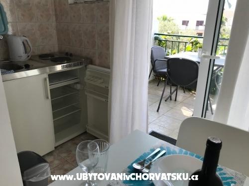 Appartements Stula - Gradac – Podaca Croatie