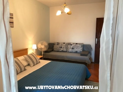 Apartamenty Stula - Gradac – Podaca Chorwacja