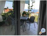 Apartm�ny Stula - Gradac � Podaca Chorv�tsko