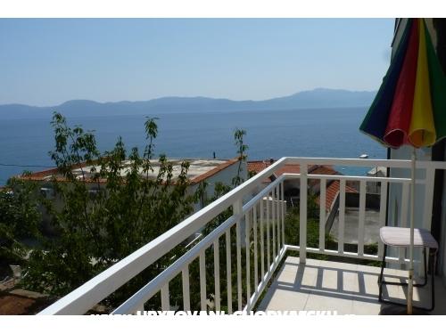 Apartmány Tilda - Gradac – Podaca Chorvatsko