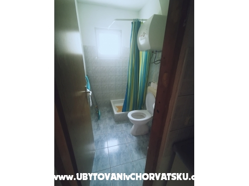 Apartmány Vila Milka - Gradac – Podaca Chorvatsko