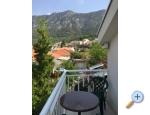 Apartmány Volat - Gradac – Podaca Chorvatsko