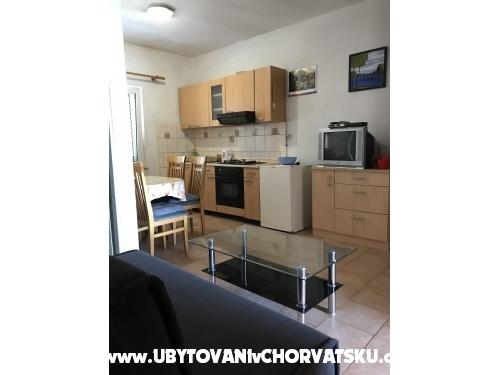 апартаменты ROKO - Gradac � Podaca Хорватия