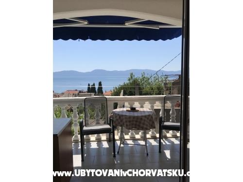 Apartmanok ROKO - Gradac – Podaca Horvátország