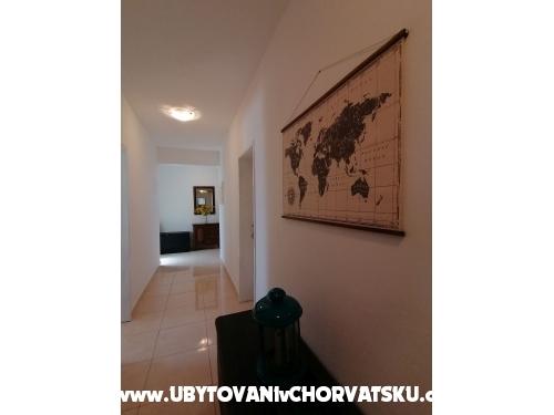 Apartmán Borovi - Gradac – Podaca Chorvátsko