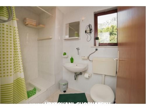 Apartment Visko - Gradac – Podaca Croatia