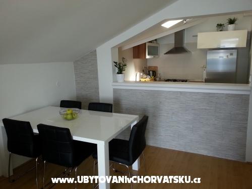 Apartmány Ivee - Gradac – Podaca Chorvatsko