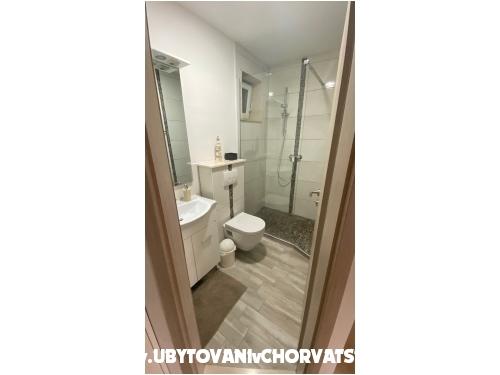 Apartmány Jerković Gradac - Gradac – Podaca Chorvatsko