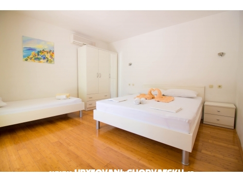 Appartements Kosovic II - Gradac – Podaca Croatie