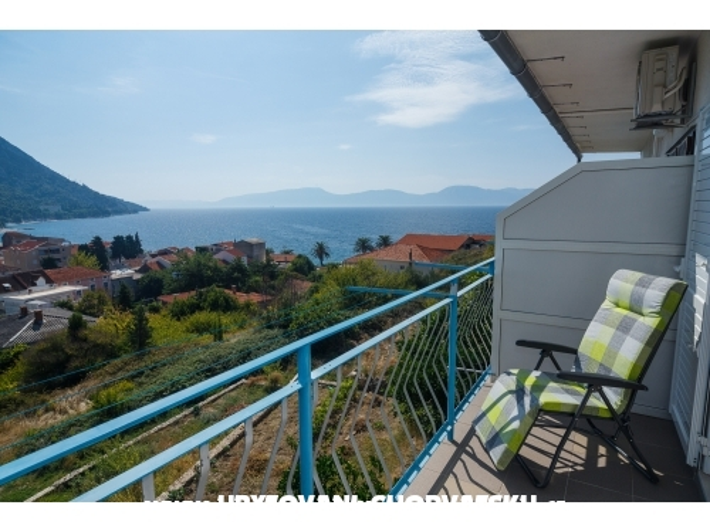 Apartmaji Nikolic - Gradac – Podaca Hrvaška