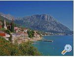 Ferienwohnungen Pe�ar - Gradac � Podaca Kroatien