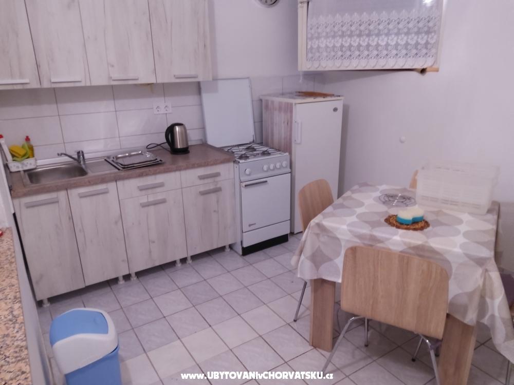 Appartements & rooms Brist - Gradac – Podaca Croatie
