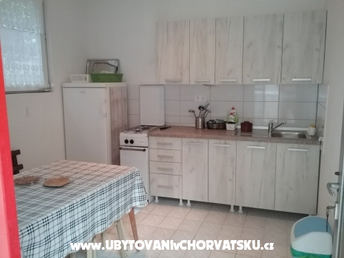 Appartements & rooms Brist - Gradac – Podaca Croatie