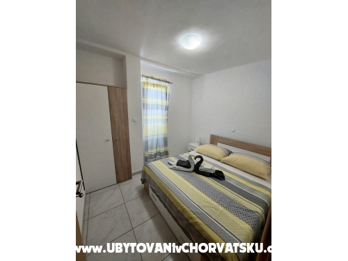 Apartments Sea star - Gradac – Podaca Croatia